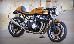 1982 HONDA CB900F - DONALD - THE BIKE SHED