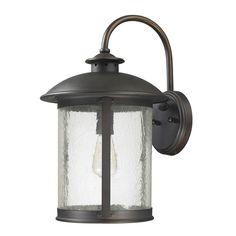 Dylan 1 Light Wall Lantern