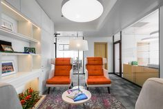 Servier Offices - Moscow - Office Snapshots