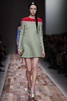Valentino, Look 26. xoxo, k2obykarenko.com #PFW #FW13