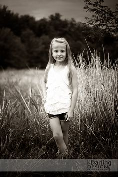 Portraits - children - pose for young girl  ©2012 kDarling Design & Photography  East Central IL Lifestyle Photographer