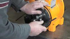 HOW-TO: Weight adjustments on vibratory motors. Concrete, Home Appliances, Motors, House Appliances, Appliances