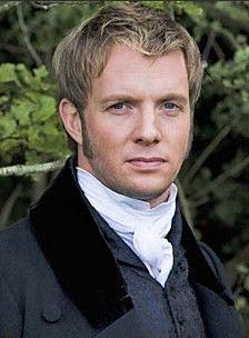 Rupert Penry-Jones Persuasion. Captain Frederick Wentworth