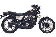 HONDA VT VT 500FT Ascot 1982
