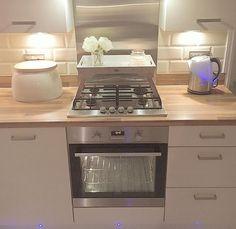 Kitchen Decor, New Kitchen, Kitchen Utilities, House Interior, Sweet Home, Kitchen Appliances, Kitchen Dinning, Kitchen Design, Ikea Kitchen