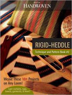 A Best of Rigid Heddle Weaving Kit of the Month Club.  Weave these great projects on your Rigid Heddle or any shaft loom.  Whether you've woven for years or are brand-new to weaving, you'll love how easy it is to weave a beautiful lace curtain, towels, table runners, shawls, chenille scarves, garments and more on a Rigid Heddle or any shaft loom!