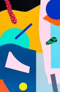 PAPER AND SCISSORS ABSTRACT MIREIA RUIZ  2015