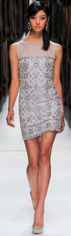 Jenny Packham Spring Summer 2013 Ready-To-Wear Dresses