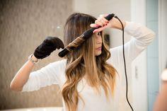 Tutorial: Everyday Waves, Wavy Hair, Pam Hetlinger, Wavy Hair Tutorial, How to Loose-Waves| The Girl from Panama