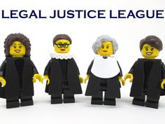 The set includes the three women currently sitting on the court — Ruth Bader Ginsburg, Sonia Sotomayor, and Elena Kagan — as well as the Court's first woman, Sandra Day O'Connor, who retired in 2006.    Read more: http://www.businessinsider.com/lego-versions-of-women-on-the-supreme-court-2015-3#ixzz3TwLDqOru
