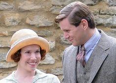 Downton Abbey Season 4: Branson meets his new interest....