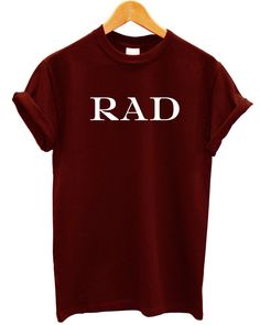 Rad Surfer Skate Fashion Tshirt Hipster Mens by TheShedOutlet