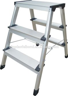 check out this product on alibabacom appwr2394f 3 step aluminum ladder household