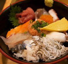 Comidinha japonesa