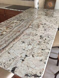 Crescent Veil Sensa Granite Kitchen Pinterest