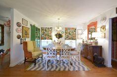 House Tour: Thomas & Tara's Eclectic Nashville Home | Apartment Therapy