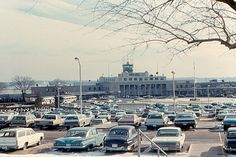 Washington National Airport (1970) | Flickr - Photo Sharing!
