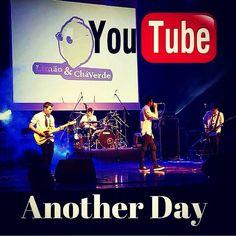 Já está no YouTube a original Another Day, ao vivo no Angra Rock 2015! : https://www.youtube.com/watch?v=h855svNGhP8 #limaoechaverde #anotherday #youtube #original #angrarock2015 #angrarock #terceiraisland #azores