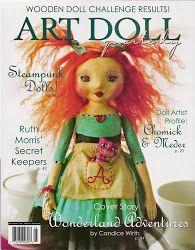 art doll mag