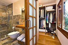 baño y vestidor.