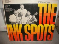 Stereo Spectrum 1962 Spotlight On The Ink Spots Vinyl by AJRECORDS, $14.99