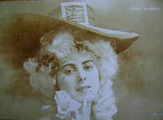 GAYNOR ROWLANDS, BEAUTY SPOT, EDWARDIAN ERA PC | eBay
