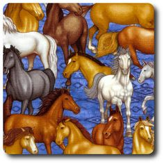 Horses Novelty Fabric, Pull On Boots, Horse Art, Black Ankle Boots, Whimsical, Disney Characters, Fictional Characters, Horses, Band