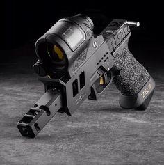 Glock Zev race gun