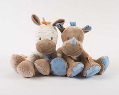 Collection Nattou Arthur et Louis
