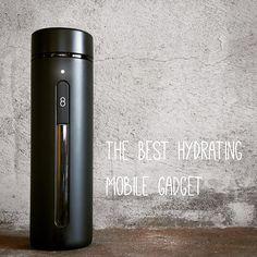 Properly ingested water can change your life! The smart bottle that changing your life, 8Cups.  물만 제대로 마셔도 당신의 삶이 변화합니다! 당신의 삶을 바꿀 스마트보틀 에잇컵스. #bottle #tumbler #IoT #tech #water #health #fitness #hydration #mockup  #BLACK #보틀 #물병 #텀블러 #사물인터넷 #물 #건강 #다이어트 #피부관리