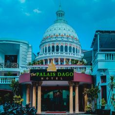 The Palais Dago Hotel, Bandung City Scene, Empire State Building, Broadway Shows
