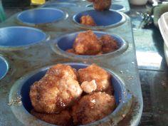 Gluten-Free Cinnamon Monkey Cups
