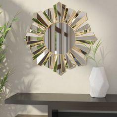 Bathroom Wall Mirrors – Tips For Keeping Yours Fog Free – Wall Mirror Decor Sun Mirror, Black Wall Mirror, Sunburst Mirror, Round Wall Mirror, Wall Mounted Mirror, Round Mirrors, Overmantle Mirror, Mirrors Wayfair, Mandala