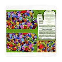 "http://www.cafepress.com/napkinwithovenmittornamentpatterns.783868605 #cafepress $21.99 for 2 #napkins with #DIY #cut and #sew #berry #pattern #oven mitt #instructions on each #napkin #supplies #holiday #tree #ornament or #door #hanger 20"" x 20"" each - #make your own #ovenmitt #kitchenmitt #berries #kitchen #textiles #linens #accessories"