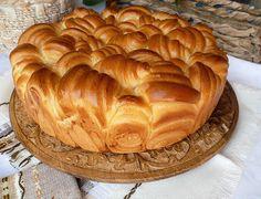 Хляб и сол: Памук погача