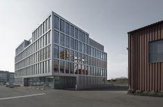 Philip Loskant Architekt Eth | Sia · Office Building «Kirk Hus»