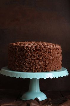 Chocolate Cake Frosting, Cake Icing, Frosting Recipes, Buttercream Frosting, Cupcake Cakes, Frosting Tips, Cake Recipes, Homemade Chocolate, Chocolate Flavors