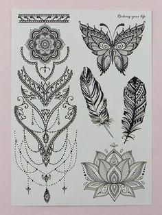 Sunflower Mandala Tattoo, Simple Mandala Tattoo, Mandala Hand Tattoos, Henna Tattoo Designs Arm, Lotus Mandala, Mandala Tattoo Design, Tattoo Sleeve Designs, Henna Designs, Ankle Tattoo Mandala