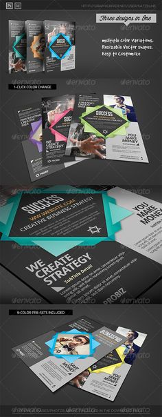 Medical Clinic Flyer Template by Business Templates on - auto detailing flyer template