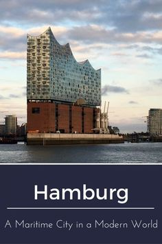 Hamburg - the maritime history of this fascinating German City.  Hamburg in Germany.  A short break to Hamburg