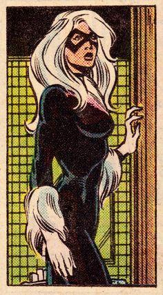 "sspider-mann: "" AMAZING SPIDER-MAN #252, May 1984 Ron Frenz (pencils), Brett Breeding (inks) & Glynis Wein (colors) "" Marvel"