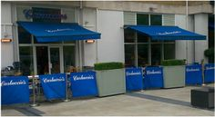 Carluccio's. The popular Italian restaurant Carluccio's is located on Putney riverfront, just east of Putney Bridge within Putney Wharf. The restaurant has a huge riverfront terrace from which to enjoy the River Thames.   Food is prepared using the best fresh, natural ingredients, and where possible from Italy