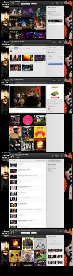 new youtube channel 70s funk ARTEA   https://www.youtube.com/user/arteafunk?feature=mhee  facebook 70s funk ARTEA https://www.facebook.com/pages/70s-Funk-Artea/118403424962054  Follow us & enjoy!