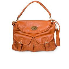 Double Pocket Woven Satchel by Miztique#Repin By:Pinterest++ for iPad#