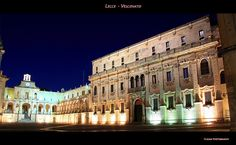 Il vescovado - Lecce - Puglia - Italia