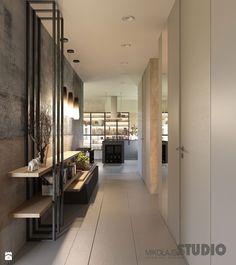loftowy korytarz - zdjęcie od MIKOŁAJSKAstudio - Hol / Przedpokój - Styl Eklektyczny - MIKOŁAJSKAstudio
