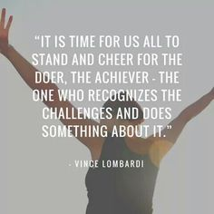 Vince Lombardi quote. © ProofMe