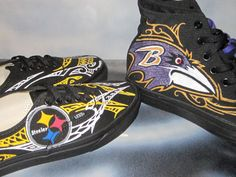 Custom NFL Football Team Shoes