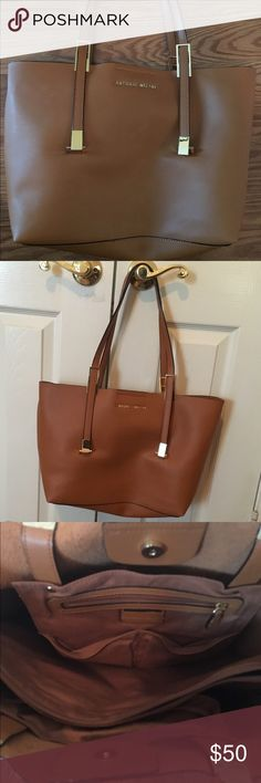 Antonio Melani Tote purse Like New!!! I really probably use it twice. Too big for me Clean in and out no rips or stains Bags Totes