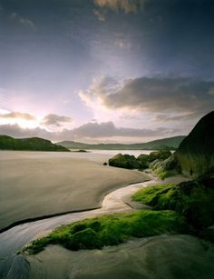 Derrynane Sunrise - Co Kerry